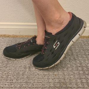 SKETCHES Memory Foam Sneakers 👟